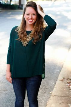 Southern Anchors: {emerald}