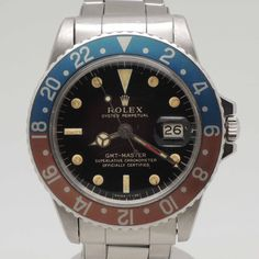 Rolex GMT (Ref. 1675)