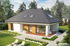 Projekty domów ARCHIPELAG - Olaf G2 ENERGO PLUS