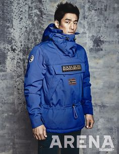 Ji Jin Hee - Arena Homme Plus Magazine December Issue '13
