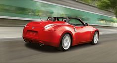 1, 2, 3 & 4. The Nissan 370Z Roadster is a much faster but more expensive alternative for the personal garage