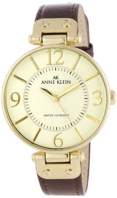 Zegarek damski Anne Klein AK-109168IVBN - sklep internetowy www.zegarek.net