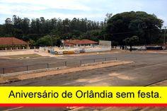 Orlândia comemora 106 anos com ato cívico na praça Coronel Orlando