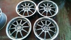 17 INCH MAGS FOR POLO OR MERC BENZ 5X100 AND 5X112 FOR AS LITTLE AS R2499. BUY NOW BEFORE THE SET IS SOLD