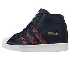 543bfdb461 Adidas Originals Superstar UP W Navy Red Snakeskin Womens Fashion Wedge  Shoes Snake Skin, Zapatos