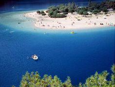 Blue Lagoon (Oludeniz Beach) - Turkey