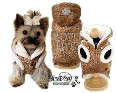 RUFF LIFE DOG HOODIE PHOTO