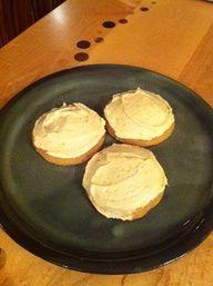 Gluten Free Orange Blossum Cookies