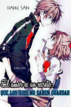 Daiki San Frases Anime El amor es un secreto