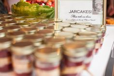 cupcakes in a jar - LOVE these as favors!