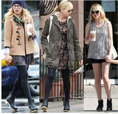 Michelle Williams style crush