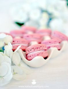 French macaron recommended recipe