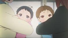 They are too cute All Anime, Me Me Me Anime, Anime Stuff, Anime Couples, Cute Couples, Tamako Market, Tamako Love Story, Kyoto Animation, Anime Child
