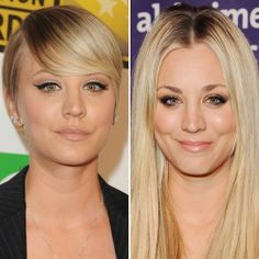 Kaley Cuoco Looks Almost Unrecognizable With Pixie Cut! Check Out 8 More Stars Who Look Different With Shorter 'Dos | Life & Style