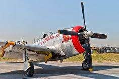 /by WingmanPhotography #flickr #plane #ww2 #Republic #P47D #Thunderbolt