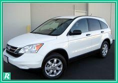White Honda Crv, Acura Suv, More, Design