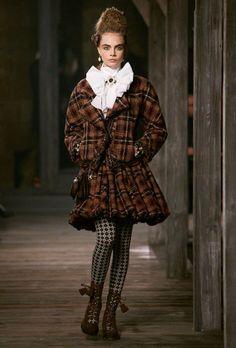 Pre-Fall Fashion 2013 - Chanel.