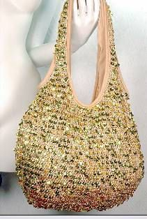 FANCY & FUN SEQUINS https://www.etsy.com/listing/200639599/fancy-fun-gold-sequins-slouch-bag