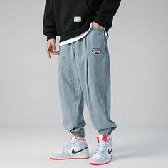 Trouser Jeans, Trousers, Cargo Pants Men, Cheap Jeans, Ankle Length Pants, Plus Size Casual, Jean Outfits, Jeans Style, Streetwear Fashion