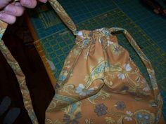 Drawstring Backpack for shoebox gift  make one in fabric for 10-14 year old boys
