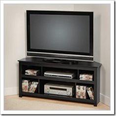 corner tv stands for flat screen tvs   Corner Stand For Flat Screen TVs