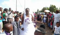 8-Year-Old Boy Marries 61-Year-Old Woman – South Africa