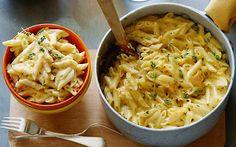 Butternut Squash Mac and Cheese by Rachael Ray (Butternut squash, Cheese, Macaroni) @FoodNetwork_UK