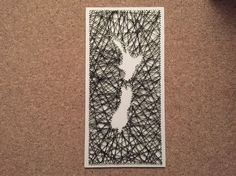 String art of New Zealand