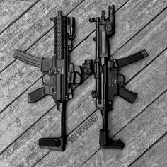 The Sig Sauer MPX was to be an updated version of the MP5. Side by side you can see how similar they really are. They even kept the name similar to the MP5 but simply nixed the 5 for an X. Both chambered in 9mm. The MPX is a pistol with an adjustable Sig Brace …   Read More …