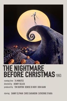 Iconic Movie Posters, Minimal Movie Posters, Iconic Movies, Vintage Movie Posters, Disney Movie Posters, Nightmare Before Christmas Film, Poster Wall, Poster Prints, Poster Minimalista
