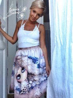 Dámská sukně NADĚJE vel.36