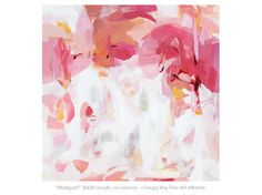 Love Christina Baker abstracts!