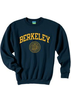 University of California Berkeley Crewneck Sweatshirt | University of California, Berkeley
