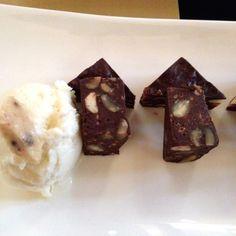 Turron de Chocolate Belga