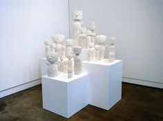 Sculpture 2014 exhibitio at Brenda May Gallery, Sydney