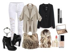 Wiosenny Look by skezjablog on Polyvore featuring moda, Urban Decay, Chanel and Big Star