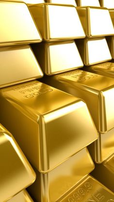 Spell to ensure yourself a rich future. Gold Bullion Bars, Bullion Coins, Silver Bullion, Golden Wallpaper, Gold Reserve, Canadian Maple Leaf, Gold Everything, Money Stacks, Gold Aesthetic