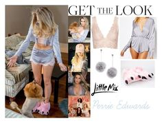 """Perrie Edwards Little Mix Hair Music Video 2016 #3"" by valenlss ❤ liked on Polyvore featuring Topshop and CO"