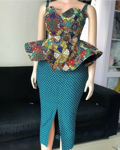 African Evening Dresses, Latest African Fashion Dresses, Ankara Fashion, African Print Fashion, Africa Fashion, African Prints, African Wear, African Dress, Sotho Traditional Dresses