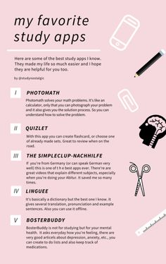 Pin by kacysing on study school study tips, study apps, high school hacks. High School Hacks, College Life Hacks, Life Hacks For School, School Study Tips, College Study Tips, Best Apps For School, Back To School Tips, Middle School Supplies, Exam Study Tips