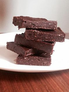 Rachelle et Coco Brownies, Candy, Chocolate, Desserts, Recipes, Vegan, Food, Kitchens, Cake Brownies