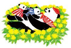 pandas spring