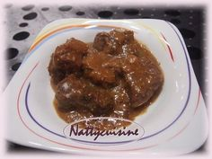 Carbonnade flamande au Cookéo