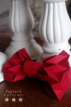 noeud pap origami 2