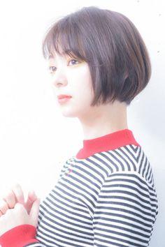 ストレートショートボブ♪【一柳】 | hairsalon ing : ヘアサロン イング