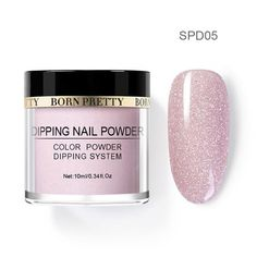 Apr 2020 - Get obsessed with your nails using dip powder manicure. Finely pigmented glitters with the holographic effect of these dip powders make your nails fit the occasion with a subtle shine. Lasts for a month, has a salon-finished appearance. Gradient Nails, Holographic Nails, Gel Nails, Acrylic Nails, Nail Polish, Manicures, Coffin Nails, Dip Manicure, Powder Manicure