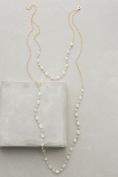 Berenice Layered Necklace - anthropologie.com #anthroregistry