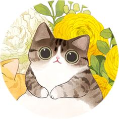 2019년 보들캣 달력 포스터 : 네이버 블로그 Cute Cat Memes, Funny Cute Cats, Cute Cat Gif, Cat Pattern Wallpaper, Cat Wallpaper, Cute Cat Illustration, Cat Illustrations, Gato Anime, Cute Little Drawings