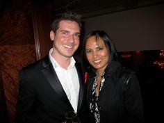 Michael Fredo and Ann Suwanjindar