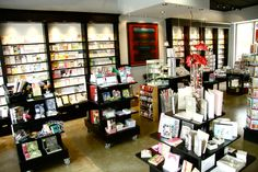 Paperlane Stationery carries a wide variety of invitations, stationery, gifts and more.  Stop in and see our selection.